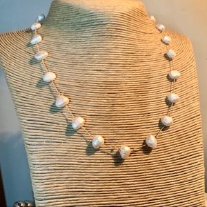 Pearl Jewelry - Genuine Pearl Necklace 11 Grams